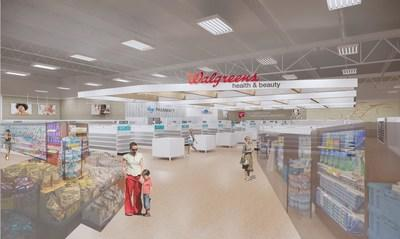 Kroger and Walgreens expand exploratory pilot to Knoxville, Tennessee, including launch of Walgreens' owned-brand health and beauty products in 17 local Kroger stores.