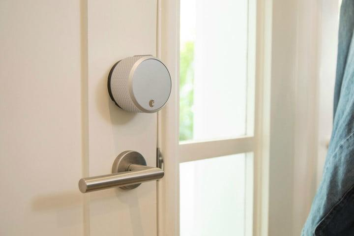 apple homekit enabled devices august smart lock