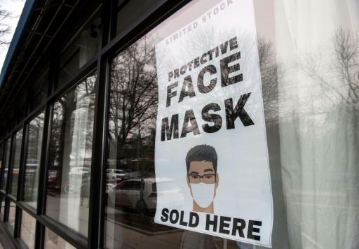 """Vice President Mike Pence said there has been a """"dramatic"""" increase in production of protective face masks amid a shortage that led health authorities to advise the use bandanas or scarves in the event of an emergency"""