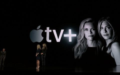 Apple TV + - Credit: Apple