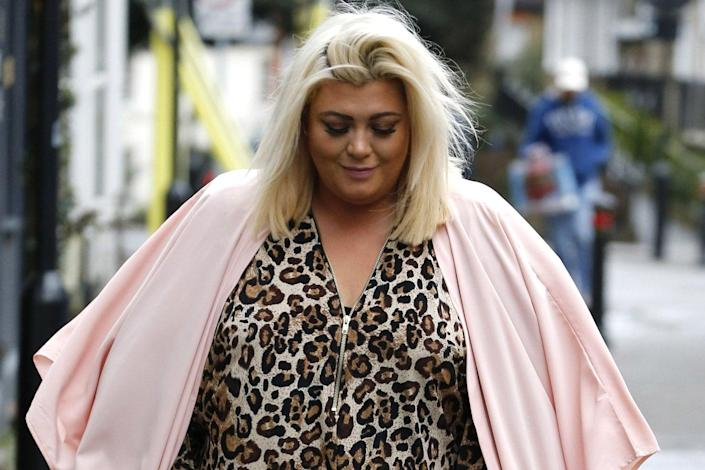 Gemma Collins shuts down claims she uses diet pills for weight loss as she slams 'fake advertising'