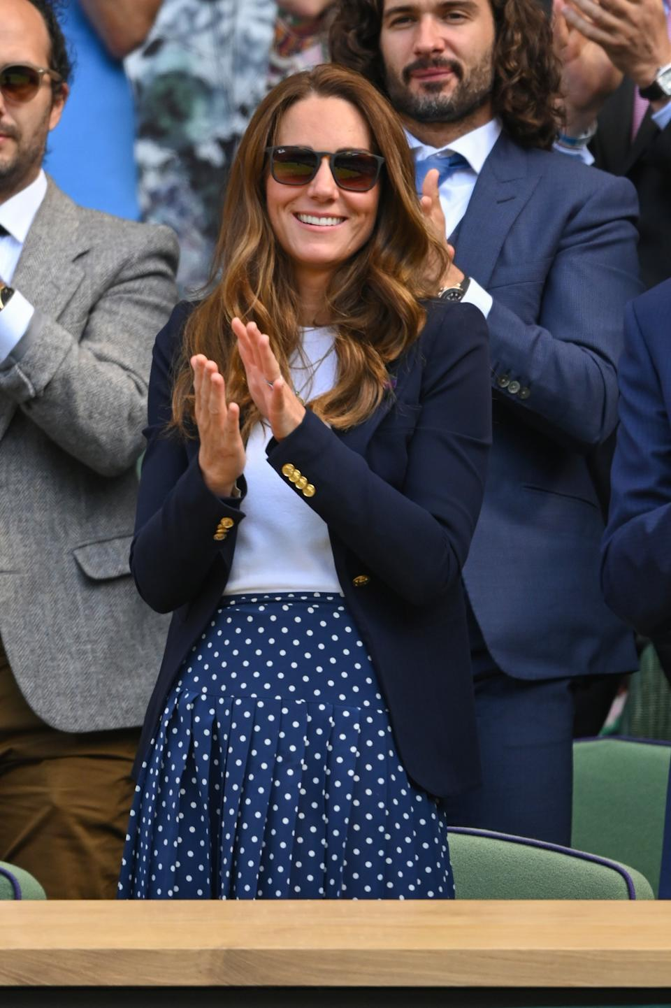 Kate Middleton wore her Ray-Bans