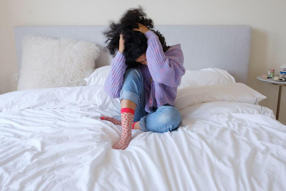 <p>As is the case with many other diseases, fatigue is a common symptom of leukaemia, Wadleigh says. If you're feeling wiped out all the time, and especially if your lack of energy is a noticeable change from how you used to feel, tell your doctor.</p>