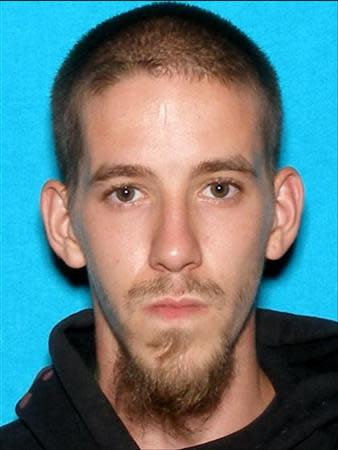 Indiana State Police photo of Shawn Walter Bair