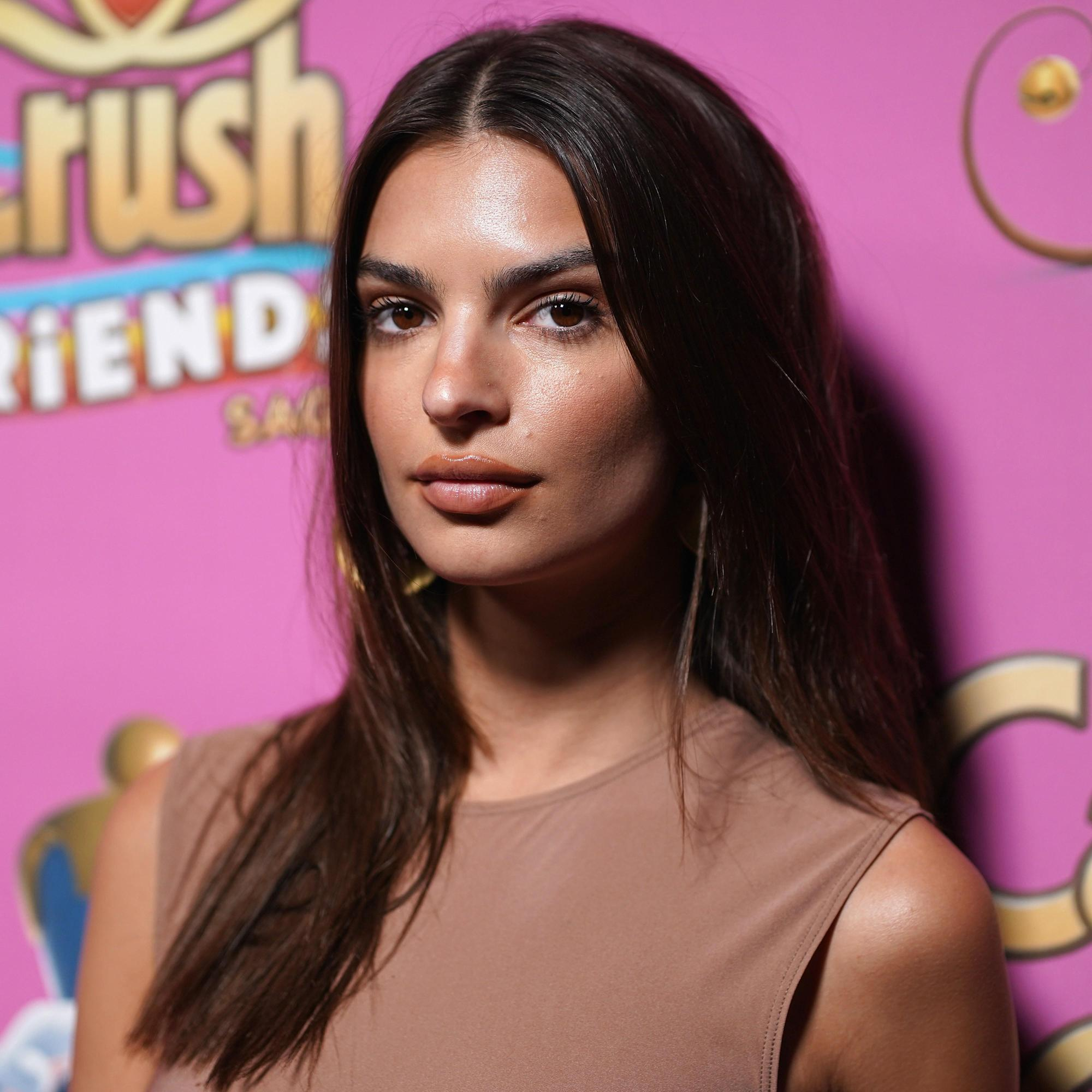 Nude photos of Emily Ratajkowski are being used without