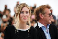 """FILE PHOTO: The 74th Cannes Film Festival - Photocall for the film """"Flag Day"""" in competition"""
