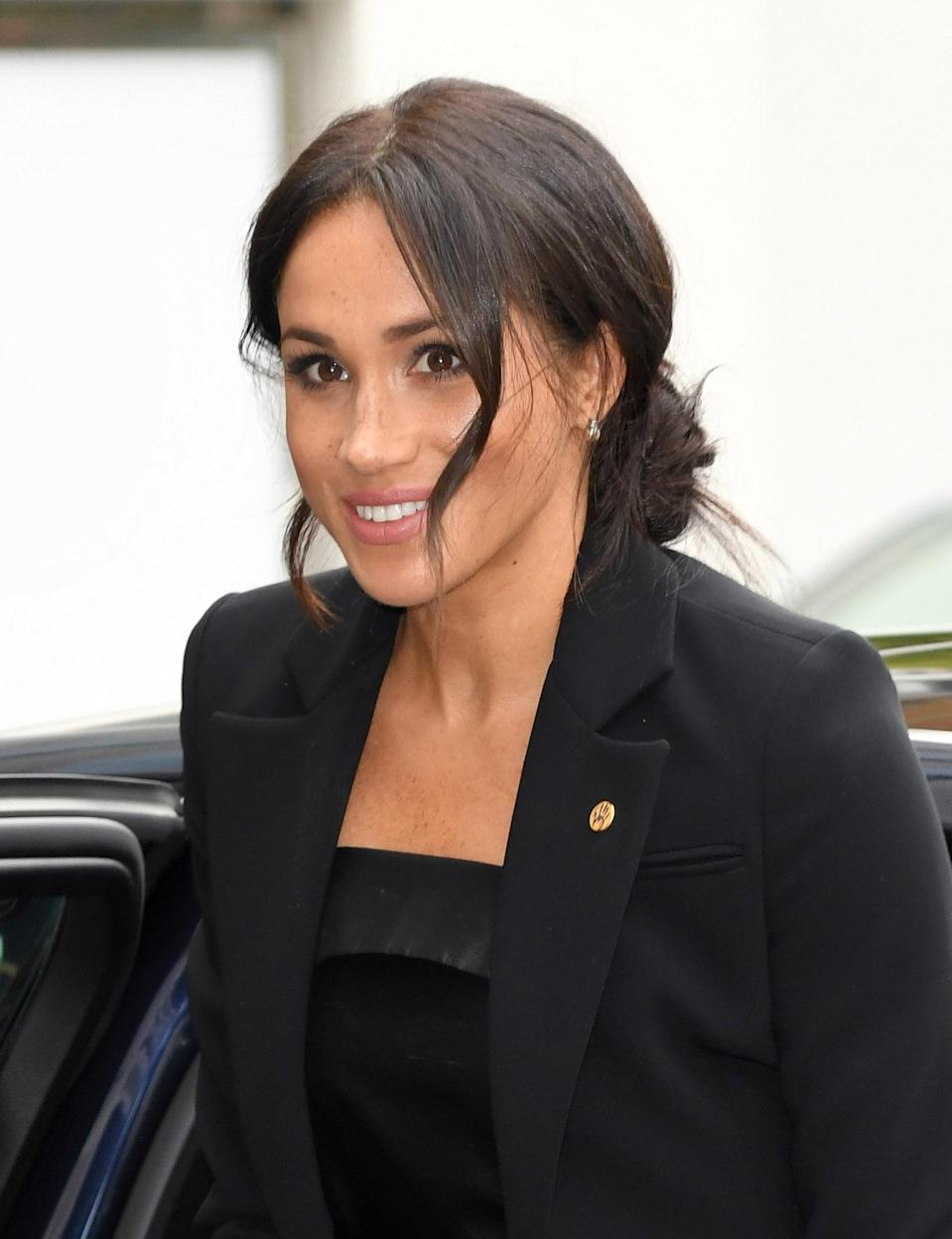 Meghan Markle belonged to the Kappa Kappa Gamma sorority at Northwestern University during 2000-2003. A chapter of the sorority in New Mexico is being investigated for alleged racist remarks by some members. (Photo: Getty Images)