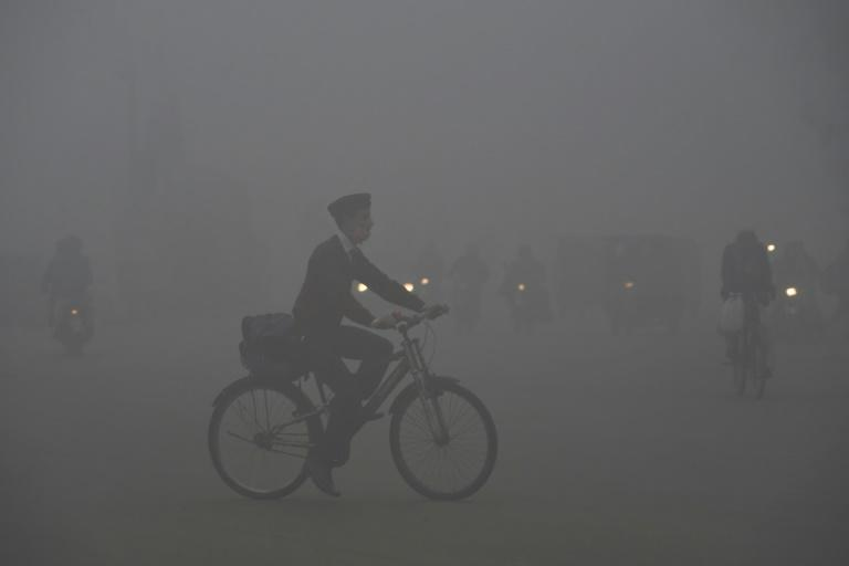 Air pollution from fossil fuels and agriculture kills an estimated eight million people a year
