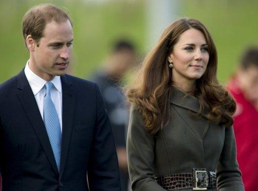 "St James's Palace said Catherine was suffering from ""hyperemesis gravidarum"""
