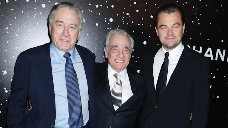 Leonardo DiCaprio, Robert De Niro Offer Role in New Movie