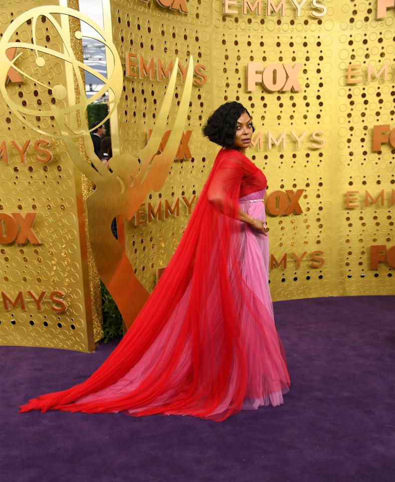 Taraji P. Henson. Foto: Getty Images