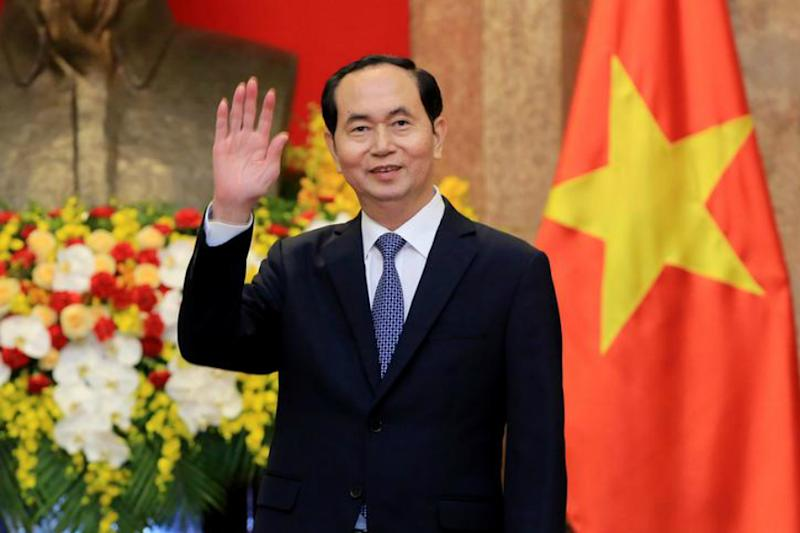 Vietnamese President Tran Dai Quang Dies at 61 After Prolonged Illness