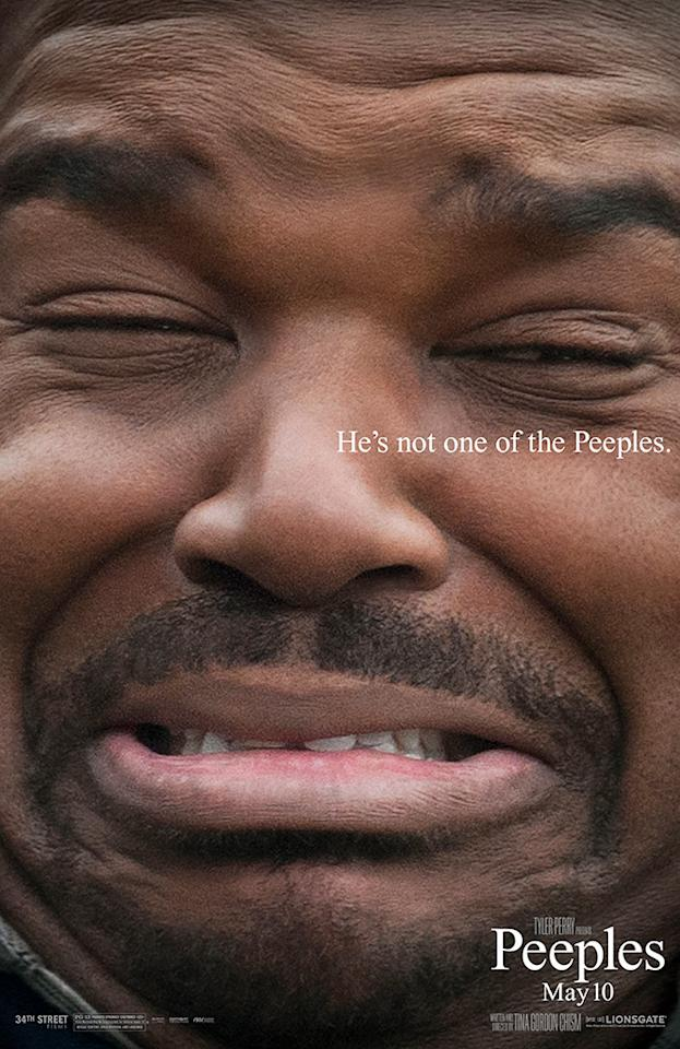 Lionsgate's 'Tyler Perry Presents Peeples' - 2013