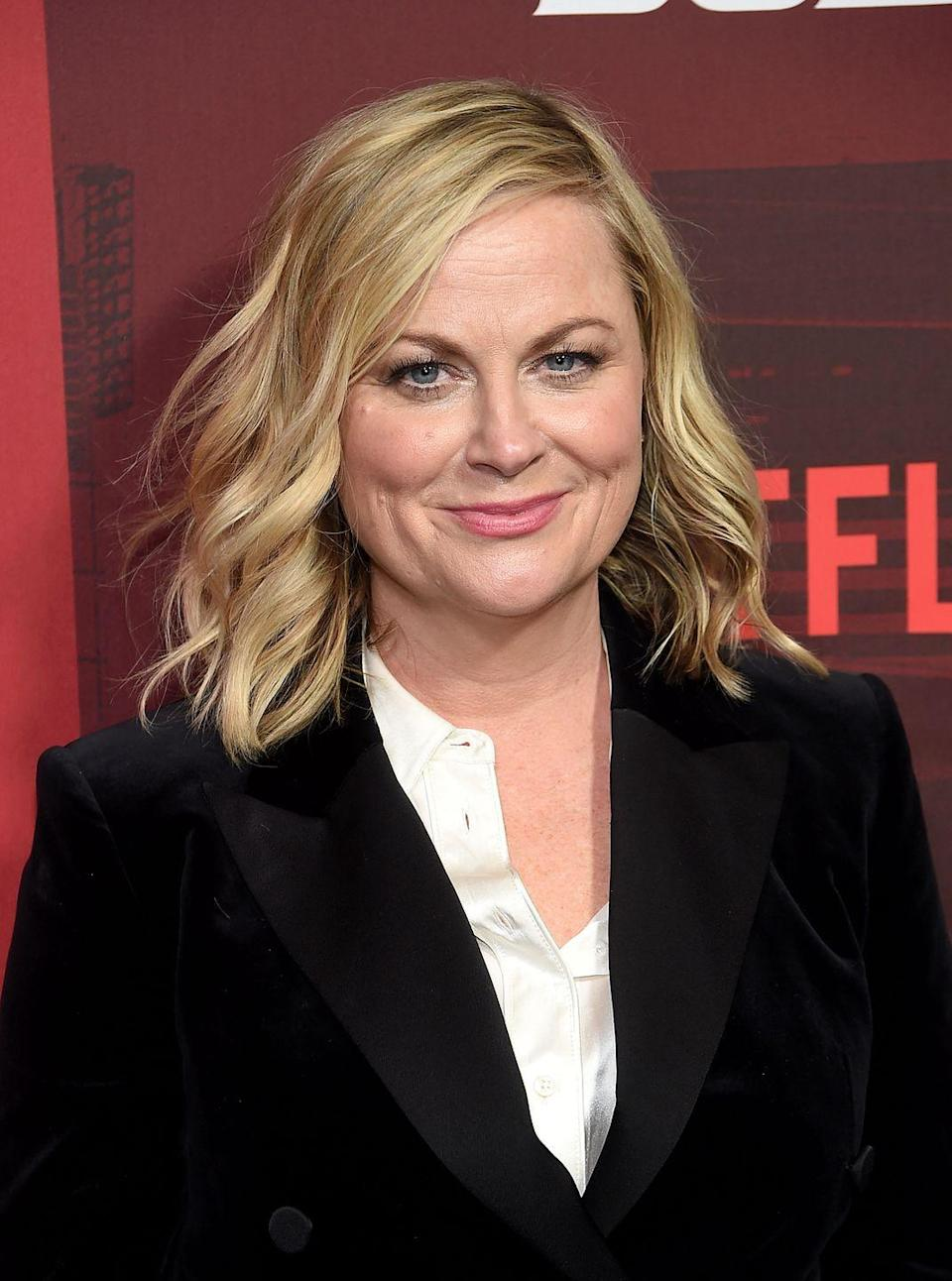 """<p>Funny woman Amy Poehler wrote a piece for <em><a href=""""https://www.newyorker.com/magazine/2013/10/14/take-your-licks"""" rel=""""nofollow noopener"""" target=""""_blank"""" data-ylk=""""slk:the New Yorker"""" class=""""link rapid-noclick-resp"""">the New Yorker</a></em> about how she spent the summer before college working at Chadwick's, a local ice cream parlor that specialized in sundaes and steak fries.</p><p>""""Hard and physical, the job consisted of stacking and wiping and scooping and lifting,"""" she said. """"But I soon learned the satisfaction of working at a place that truly closed. I took great joy in watching people stroll in after hours, thinking they could grab a late-night sundae. I would point to the dimmed lights and stacked chairs as proof that we were shut. It was deliciously obvious and final.""""</p>"""