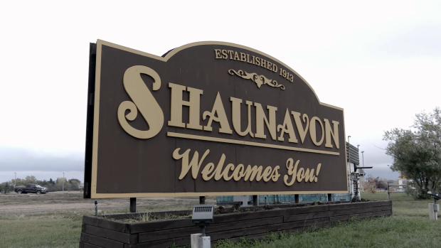'We should be rewarded and get our economy back rolling,' Shaunavon Mayor Kyle Bennett says of the need for COVID-19 vaccines. The town has not received a single dose since inoculation efforts began in mid-December.