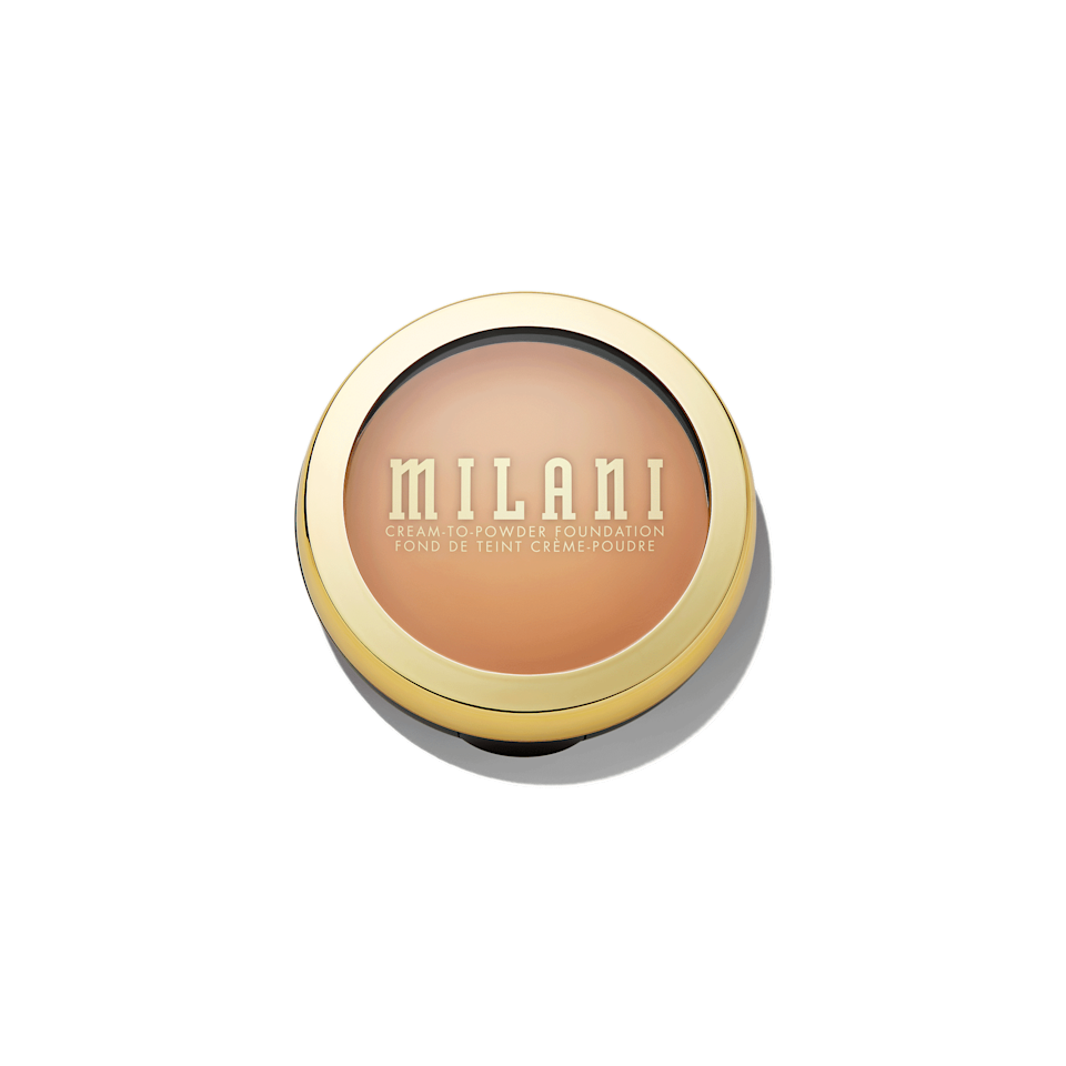 """<h2>Milani<br></h2><br>Not only are Milani products cruelty-free, but they're also PETA-certified. In hopes of being as transparent as possible, the brand also has a <a href=""""https://www.milanicosmetics.com/collections/vegan-cruelty-free-makeup?page=1"""" rel=""""nofollow noopener"""" target=""""_blank"""" data-ylk=""""slk:landing page"""" class=""""link rapid-noclick-resp"""">landing page</a> for its vegan formulas (free of animal-derived ingredients), so you can shop with even more clarity for products like this dreamy, buildable blush.<br><br><strong>Milani</strong> Conceal + Perfect Smooth Finish Cream-To-Powder Foundation, $, available at <a href=""""https://go.skimresources.com/?id=30283X879131&url=https%3A%2F%2Fwww.ulta.com%2Fp%2Fconceal-perfect-smooth-finish-cream-powder-foundation-pimprod2012993%3Fsku%3D2558959"""" rel=""""nofollow noopener"""" target=""""_blank"""" data-ylk=""""slk:Ulta Beauty"""" class=""""link rapid-noclick-resp"""">Ulta Beauty</a>"""