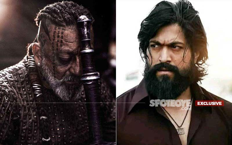 Sanjay Dutt's Energy Level Takes KGF 2 Team By Surprise ...