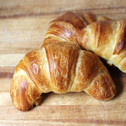 """<div class=""""caption-credit""""> Photo by: Cookistry</div><b>Recipe: <a href=""""http://www.cookistry.com/2012/08/croissants.html"""" rel=""""nofollow noopener"""" target=""""_blank"""" data-ylk=""""slk:Croissants"""" class=""""link rapid-noclick-resp"""">Croissants</a></b> <br> """"The more butter you use, the better the croissants will be."""" --Cookistry <br>"""