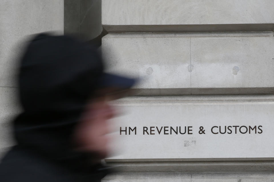 HMRC tax relief