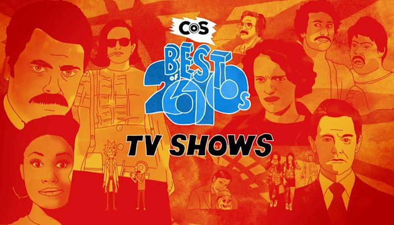 Top 100 TV Shows of the 2010s