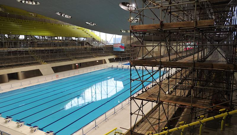 $470M transformation of London's Olympic Park