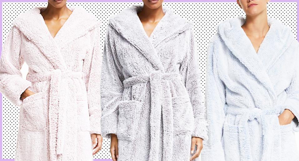 In need of a new dressing gown? We've found a fantastic option. (John Lewis & Partners)