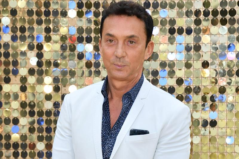 'Ludicrous': Bruno Tonioli has spoken out about the racism accusations: Gareth Cattermole/Getty
