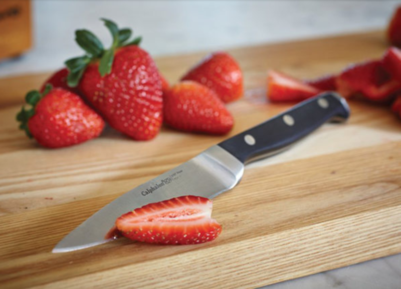 So sharp, it's like a hot knife through butter (or berries). (Photo: Yahoo Lifestyle Shop)