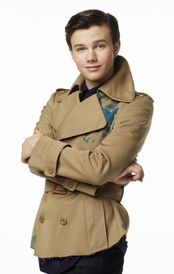 "<b>Kurt Hummel (Chris Colfer), ""Glee"" (2009)</b><br><br> Chris Colfer originally <a href=""http://www.tvfanatic.com/2010/06/tv-fanatic-exclusive-chris-colfer-on-surreal-glee-casting-julie/"">auditioned</a> for the role of Artie on Ryan Murphy's show choir series, ""Glee."" He didn't get the part, but Murphy was so taken with Colfer that he scrapped the planned character of Rajish and created Kurt Hummel for the unknown actor. <br><br> The result is one of TV's newest iconic characters -- a gay teen who's learned to walk comfortably in his designer shoes and release his inner diva. Hummel has struggled: He came out to his single father and dealt with a school bully. <br><br>  But he's also had some big payoffs, not the least of which is his dreamy first love, Blaine Anderson, a fellow member of Dalton Academy's Warblers and, eventually, of McKinley High's New Directions. The pair seemed born to sing together. Only graduation from school could tear them apart.<br><br>  Now Kurt's moved to the Big Apple to pursue his dreams of registering at NYADA and ultimately starring on Broadway. While he interns at Vogue.com, time will tell if Blurt (or is it Kurtaine) will be a lasting couple or not.  Offscreen, Chris Colfer is openly gay, but he isn't attached to anyone special. Last year he told <a href=""http://www.usaweekend.com/article/20110218/ENTERTAINMENT05/102200314/-Glee-kids-graduate-big-time"">USA Weekend</a> that his dating life is ""a short, short conversation."""