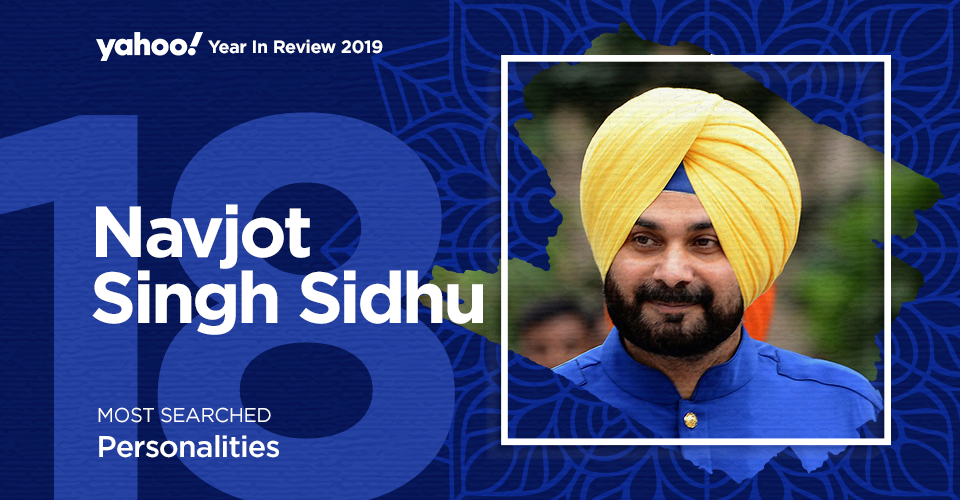 Controversy's favourite child and forever the man with tongue-in-cheek remarks, Congress leader Navjot Singh Sidhu not only officially resigned as a Cabinet Minister in 2019, but also stirred up high drama by attending the the inauguration ceremony of Kartarpur Corridor on the Pakistani side.