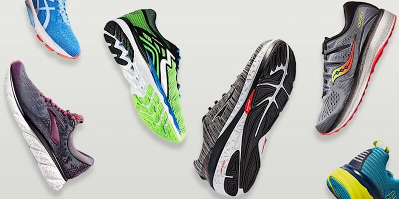 3c90ea2e434 These 10 Cushioned Running Shoes Are Like Pillows for Your Feet