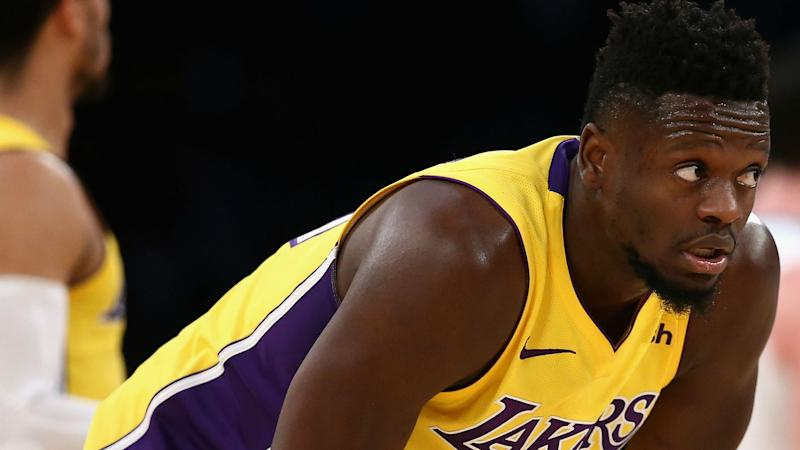 Lakers' Ball remains sidelined with knee injury