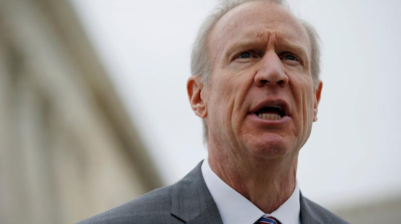 Illinois Governor Calls On Neo-Nazi Candidate To Drop Out Of Congressional Race