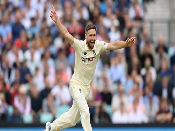 England pacer Chris Woakes (Photo/ ICC Twitter)