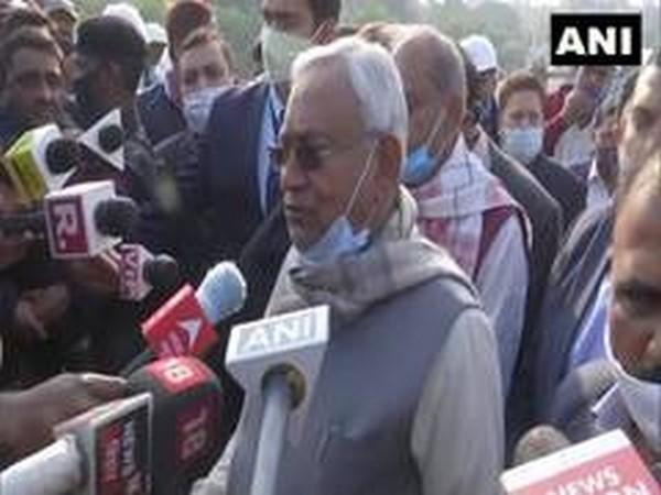 Bihar Chief Minister Nitish Kumar (File pic)