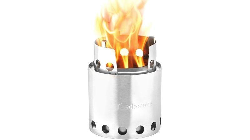 Christmas gifts for cyclists: Solo Stove