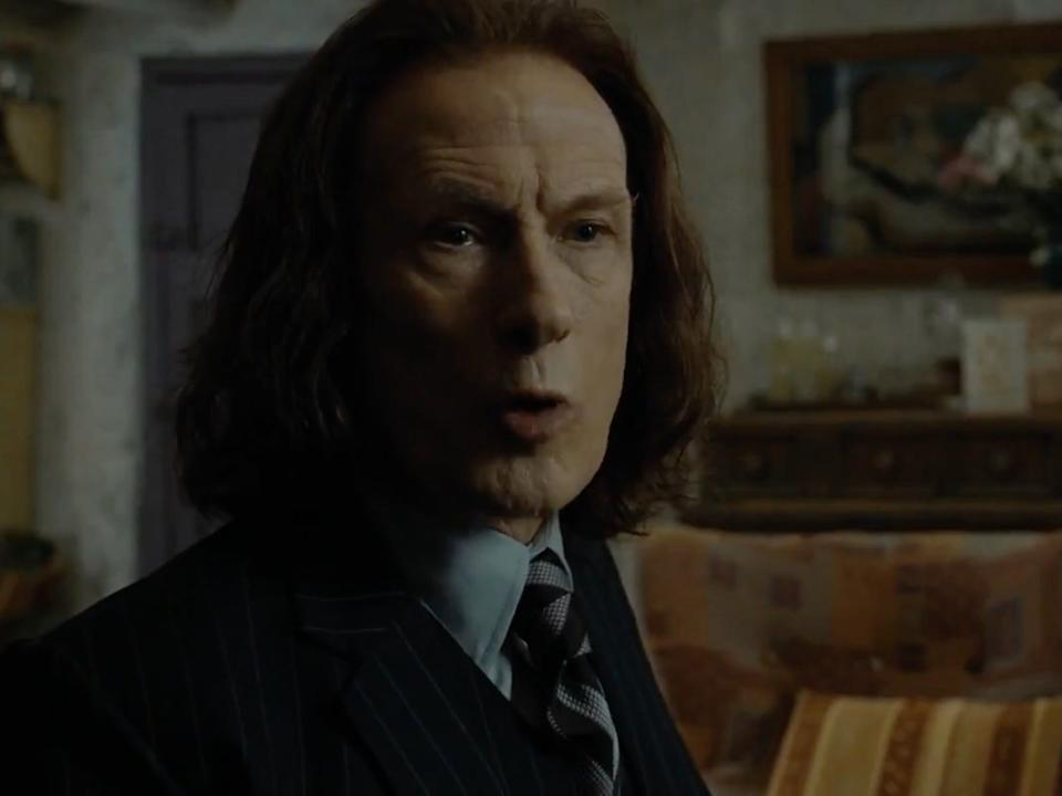 Rufus Scrimgeour was the Minister for Magic before he died.