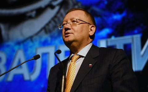 Alexander Yakovenko, Ambassador of the Russian Federation - Credit: Victoria Jones/PA
