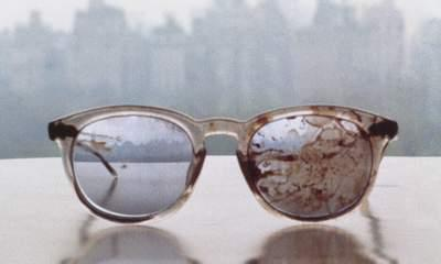 Yoko Ono Tweets John Lennon's Bloodied Glasses