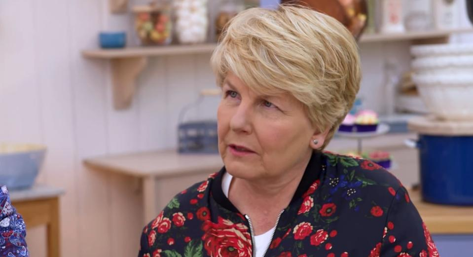 Sandi Toksvig has quit as host of 'The Great British Bake Off' - and UK bookmakers think they have an idea who might replace her... (Channel 4)