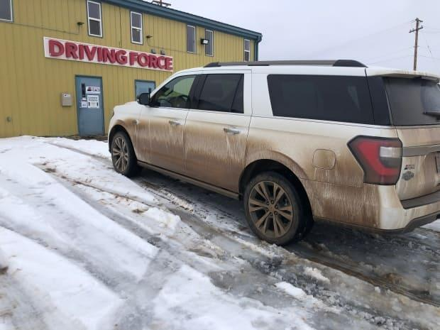 Driving Force serves both the Yukon and Beaufort Delta region in the N.W.T. (Mackenzie Scott/CBC - image credit)