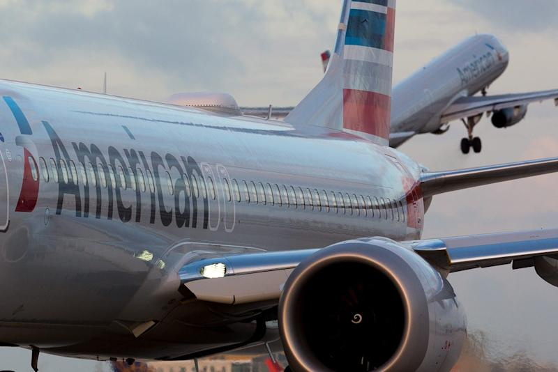 Florida woman sues American Airlines, claims her emotional support dog was confined to a bathroom