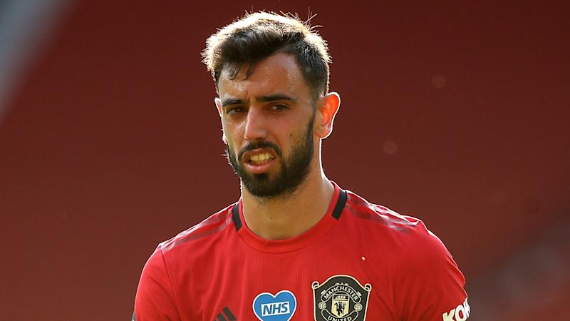 Mourinho takes swipe at Fernandes for Manchester United penalty record
