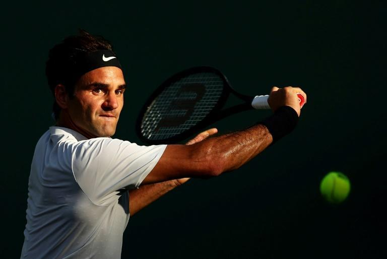 Going for gold: Roger Federer hopes to mark his 40th birthday in 2021 with an Olympic singles title