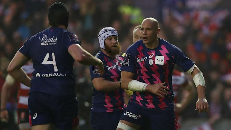 Parisse steers Stade into Champions Cup play-off final