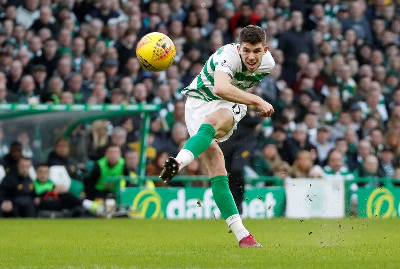 Celtic's Christie risks ban for alleged genital grab