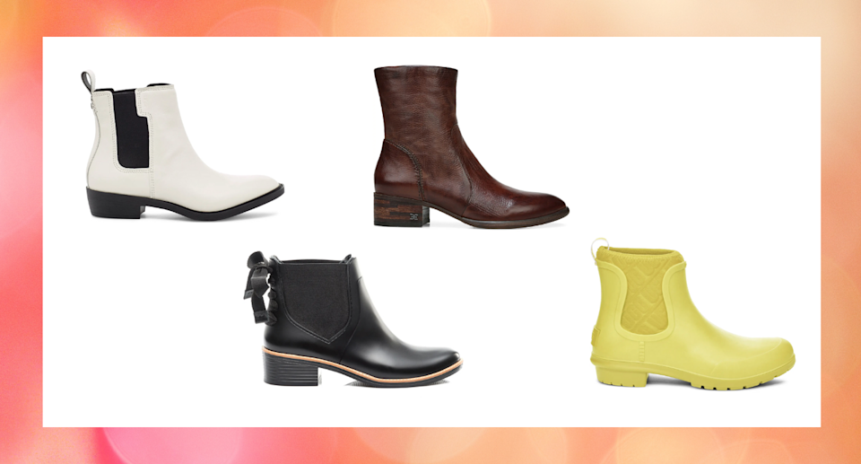Save up to 75% off on boots during Nordstrom's half-yearly sale (Photos via Nordstrom)