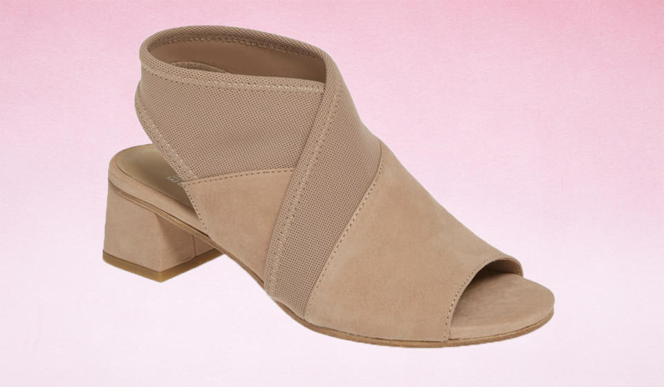 Score 84 percent off these adorable booties. (Photo: Nordstrom Rack)