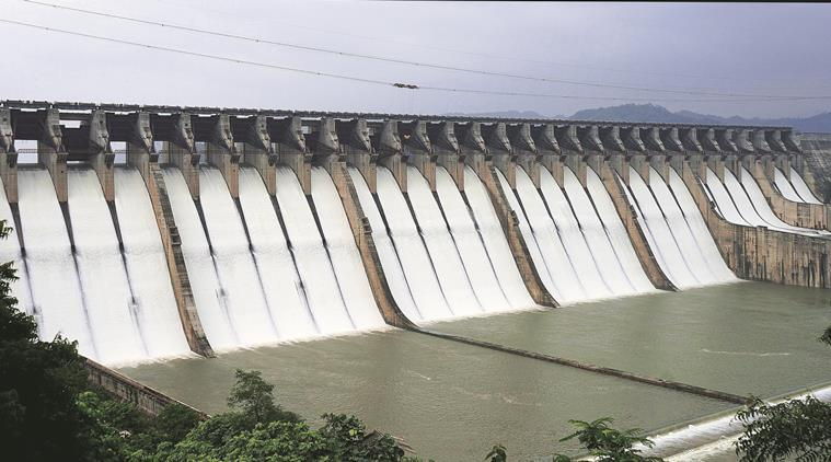 Gujarat government, ahmedabad, narmada water, narmada water release, ahmedabad news, indian express
