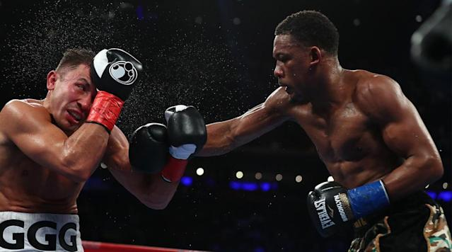 Daniel Jacobs wants another crack at Gennady Golovkin
